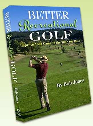 Better Recreational Golf book cover